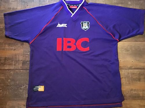 1999 2000 Hull City Away Football Shirt Medium